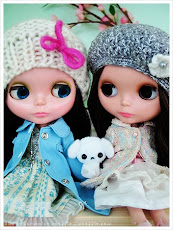 I'm addicted to...Blythe doll!