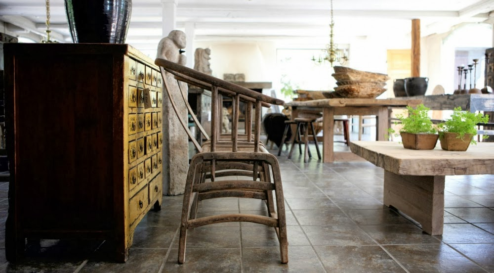 Kinesiske møbler