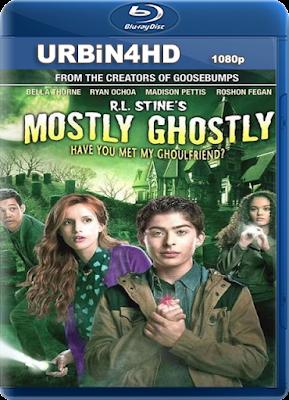 Mostly Ghostly Have You Met My Ghoulfriend 2014 BRRip 480p 300mb