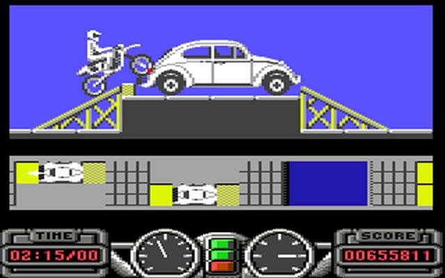 Super Scramble Simulator, C64