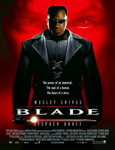 Ver Blade, cazador de vampiros (1998) Online