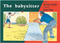 bookcover of The Babysitter by Beverley Randell