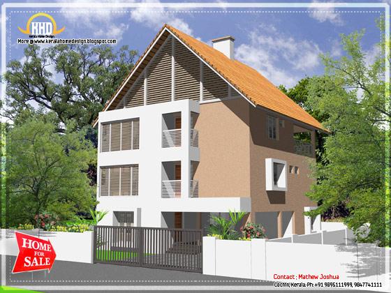 Kerala Villa for Sale