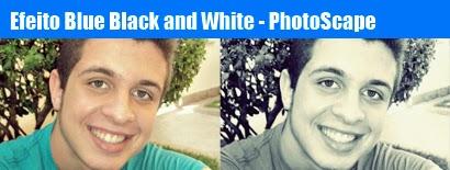Efeito no photoscape