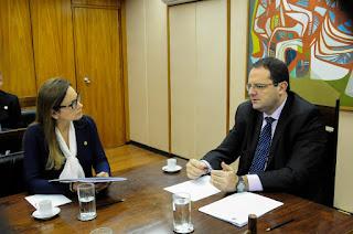 Sandra Braga apela ao Planejamento para liberar R$ 46 milhões para obras em 15 municípios do Amazonas