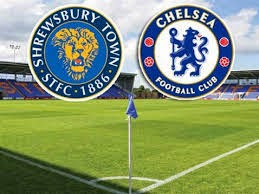 Shrewsbury vs Chelsea