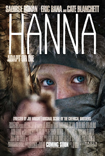 Watch Hanna 2011 BRRip Hollywood Movie Online | Hanna 2011 Hollywood Movie Poster