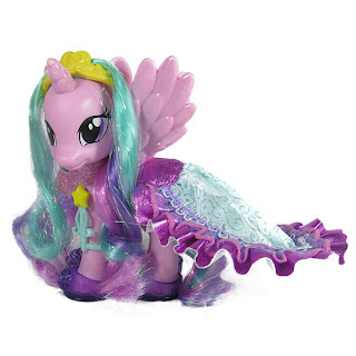 Mlp Princess Celestia Brushables All About Mlp Merch