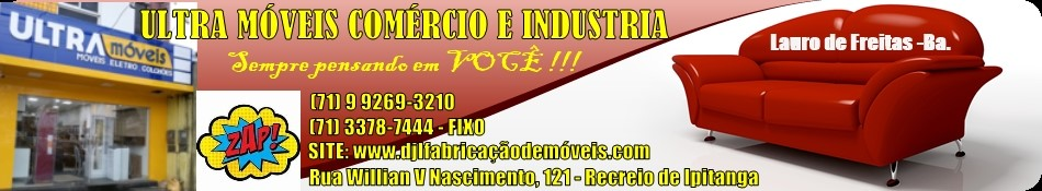 ULTRA MOVEIS COMERCIO E INDUSTRIA