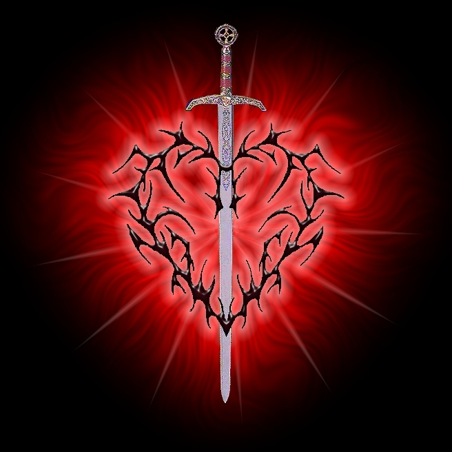 Sword Through Heart