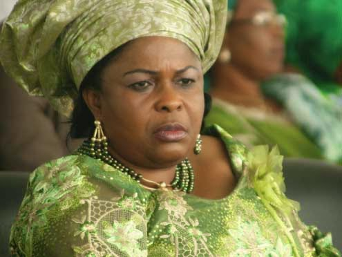 Patience Jonathan Replies Ameachi's Allegation that She's in Rivers to Rig Election chiomaandy.com