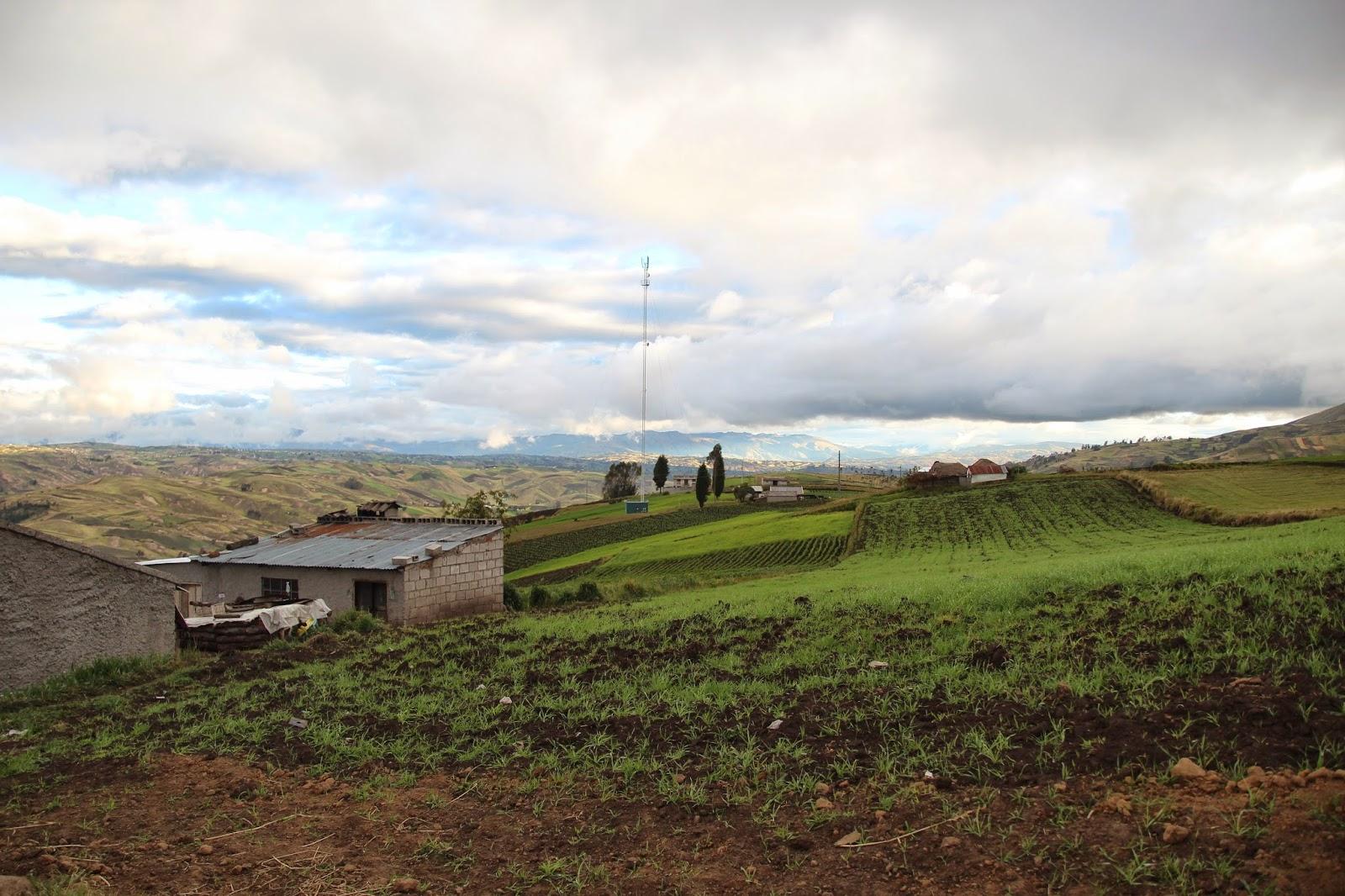 colta monjas alto, ecuador indigenas