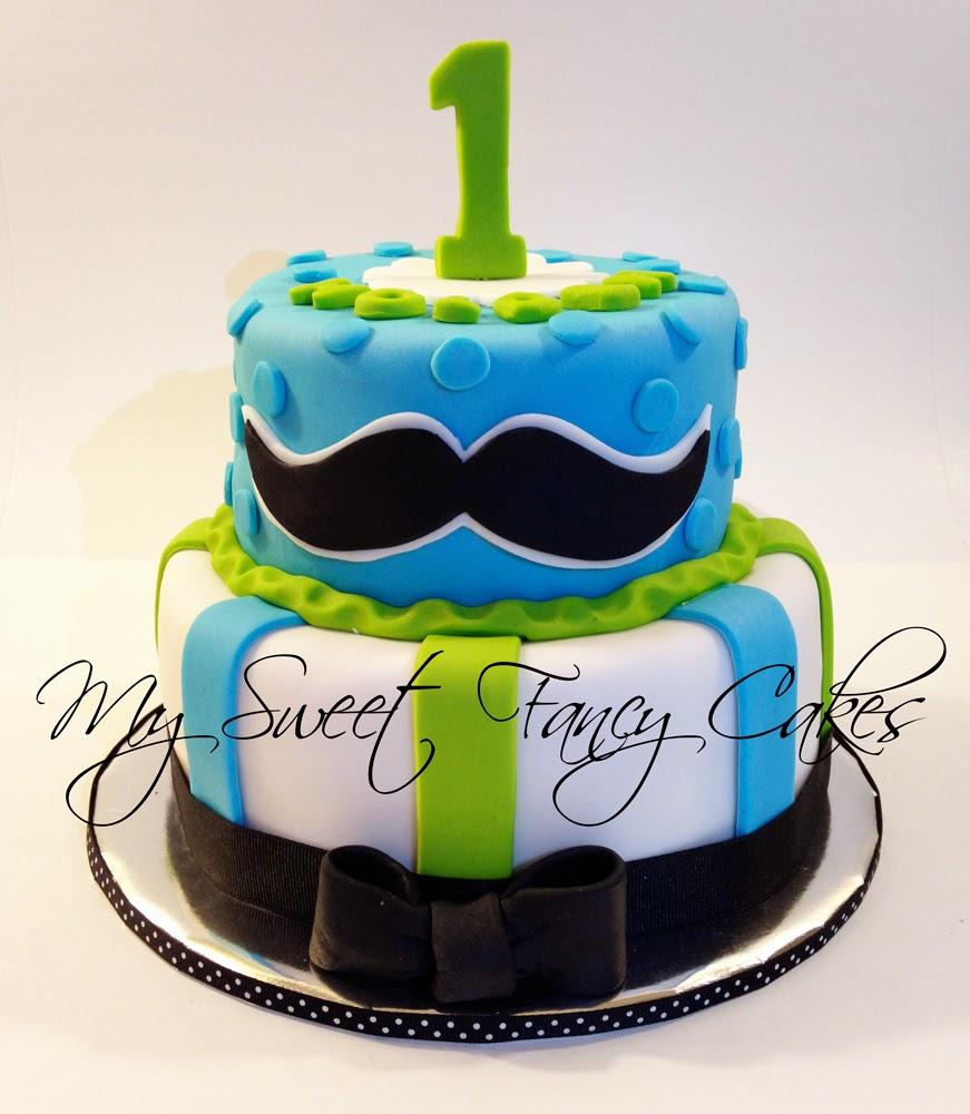 My Sweet Fancy Cakes Little Gentleman Cake