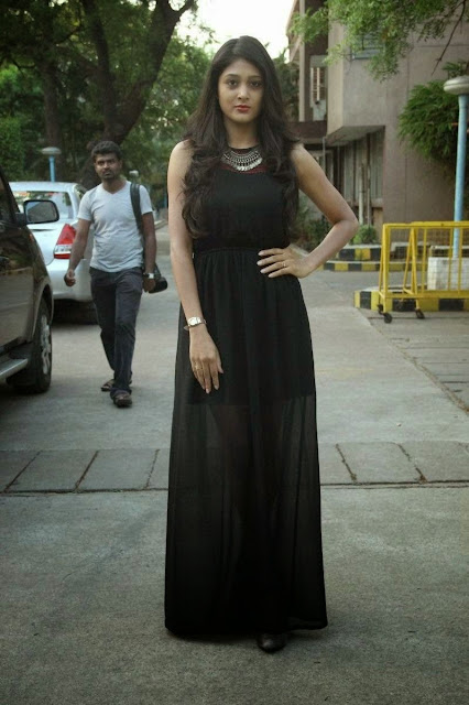 Sushma Raj Stills At India Pakistan Movie Press Meet