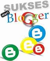 Info Blog, blogger sukses