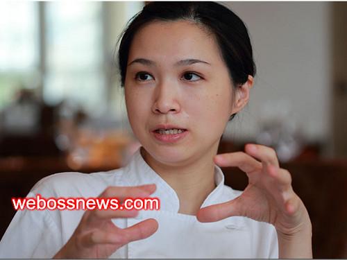 美女主廚陳嵐舒