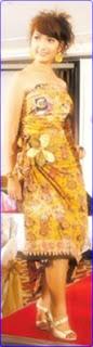 gambar model baju batik