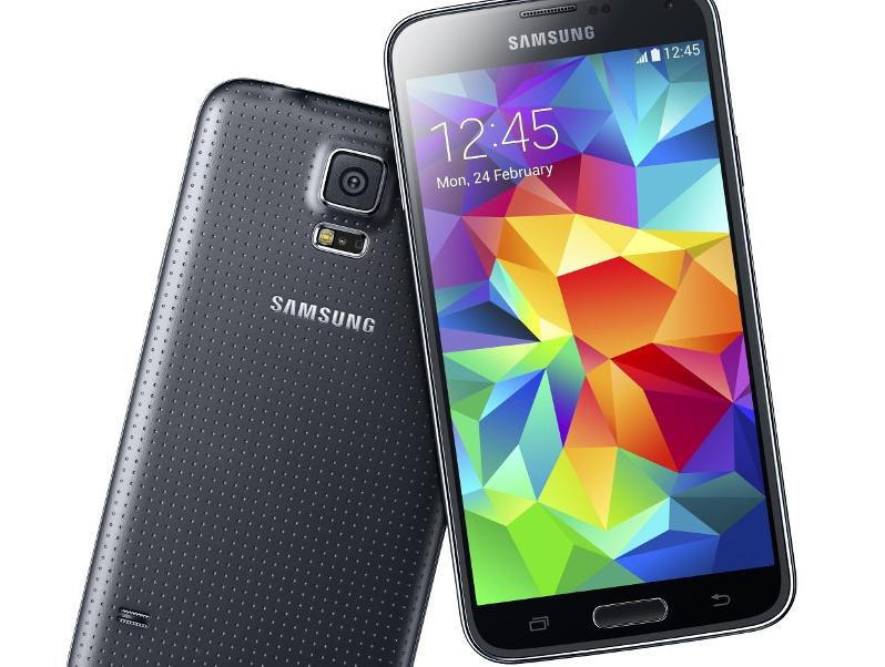 Samsung Galaxy S5 caliente mucho