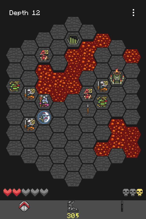 Hoplite - ios and android screenshot