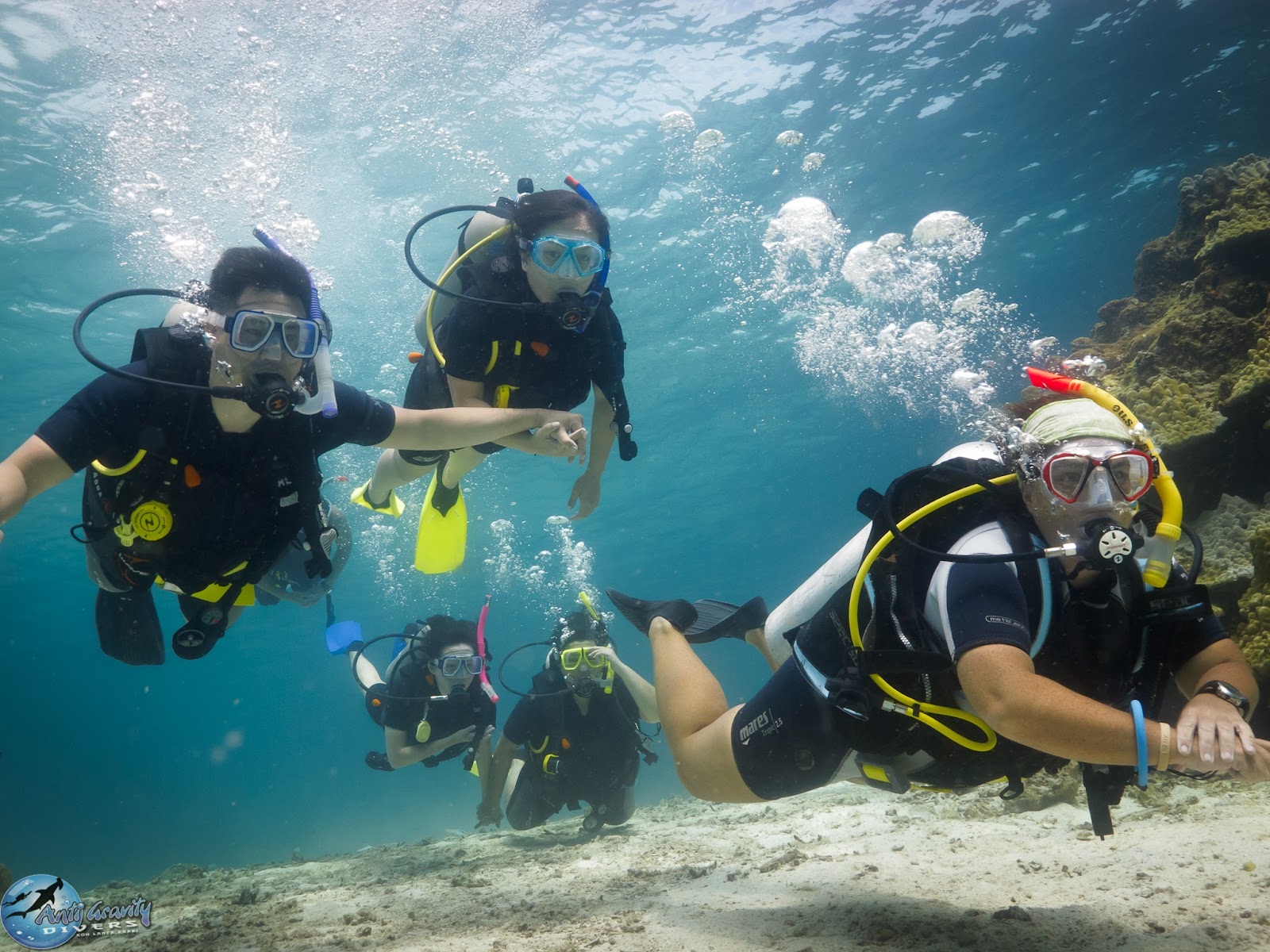 diving, accommodation, packages, koh lanta, krabi