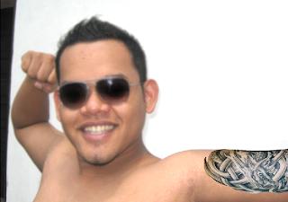 langkah 5 Membuat Tattoo di Badan Dengan Photoshop CS3