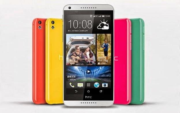 Spesifikasi HTC Desire 300