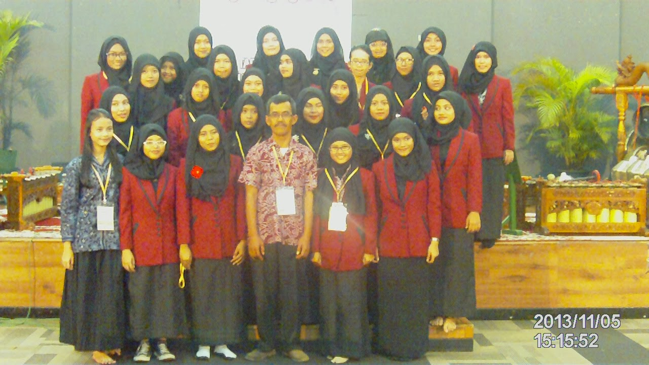 karawitan SMKN 20 Jakarta