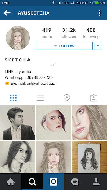 Gambar Anak Bangsa di Instagram