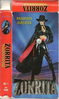 Zorrita Passions Avenger 2000