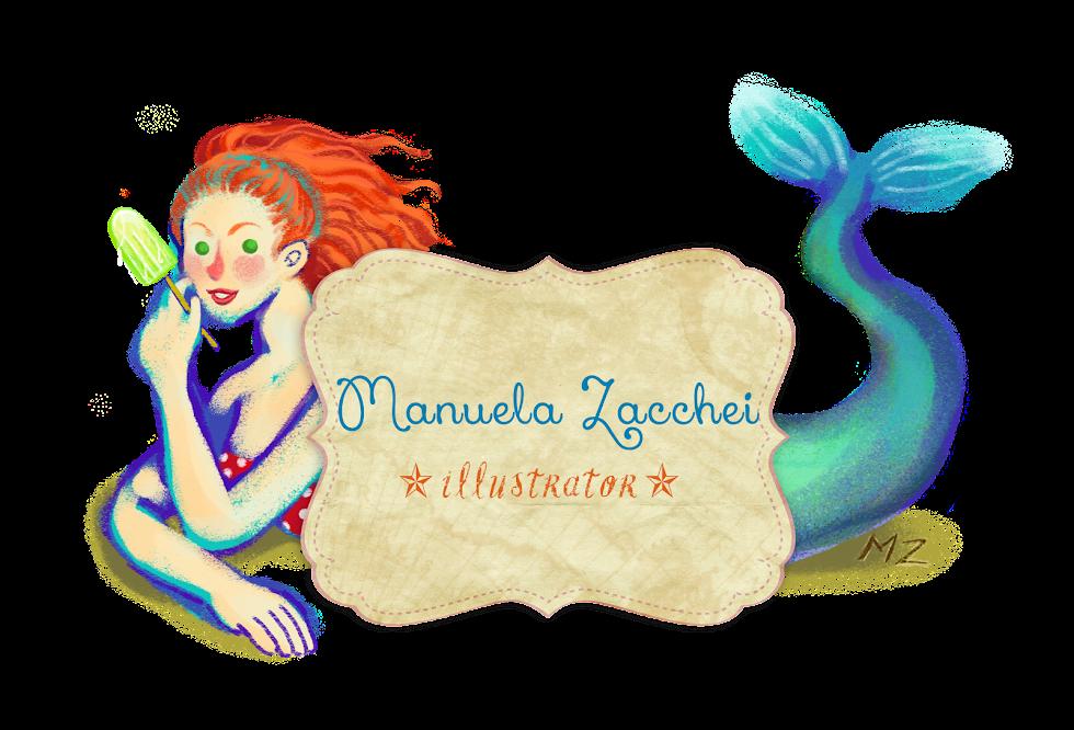 * Manuela Zacchei * Illustrator