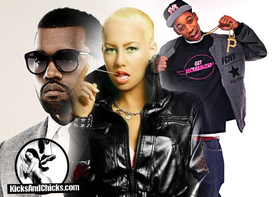 amber rose and wiz khalifa cartoon. amber rose and wiz khalifa at