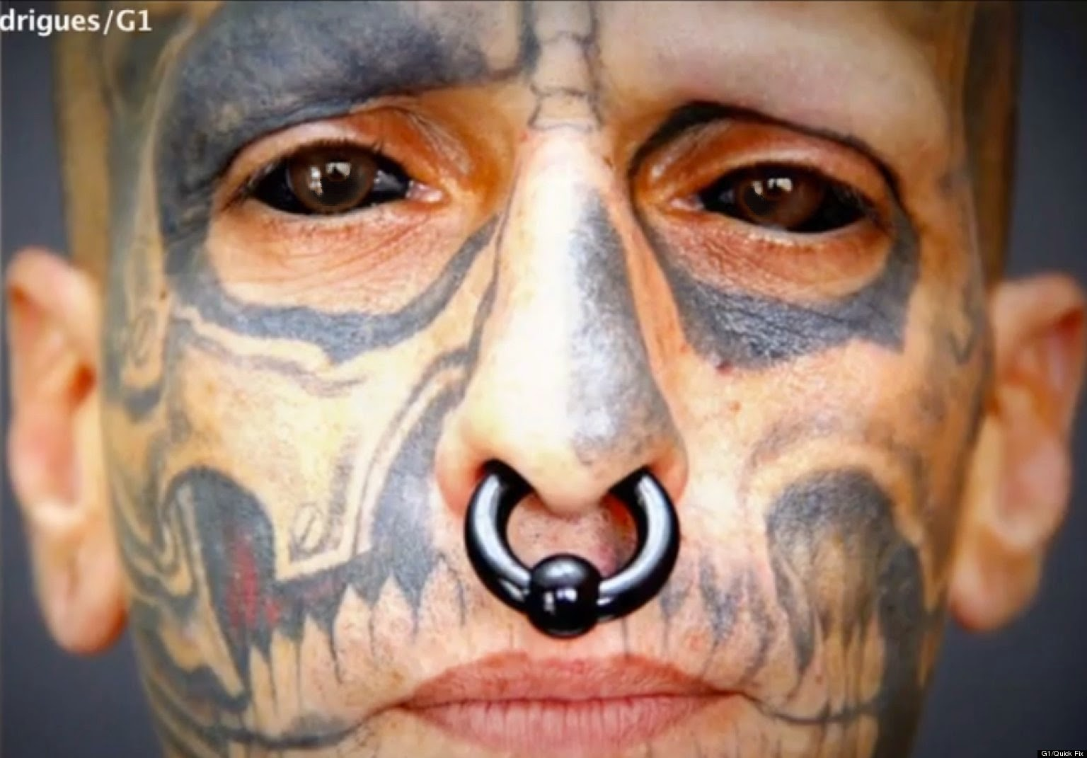 San diego global laser vision cosmetics latest eye trend for Prison eye tattoos