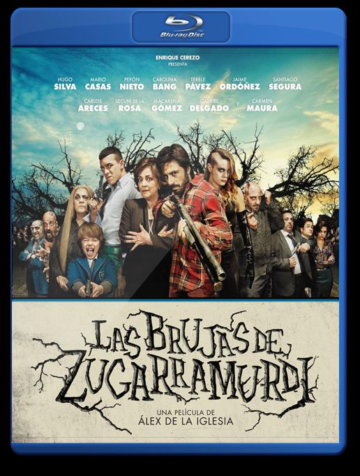 Las Brujas De Zugarramurdi Bluray