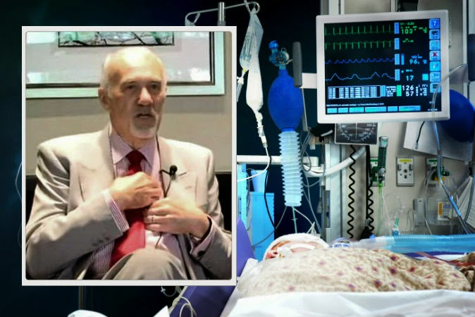 Prominent Surgeon: Evidence Soul May Leave Body in Near-Death Experience