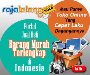 Portal Jual Beli dan Lelang Online Terbesar Di Indonesia