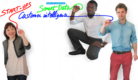 Appel à projets « smart data »