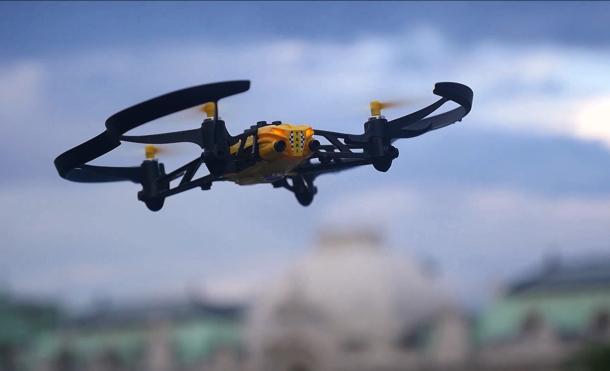 Qualcomm se suma a la tendencia de de los drones