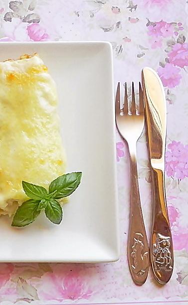 Cannelloni cu branza