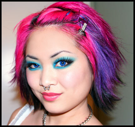 crazy emo hairstyles. Beautiful Crazy Medium Hair