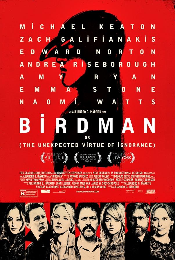 Póster: Birdman