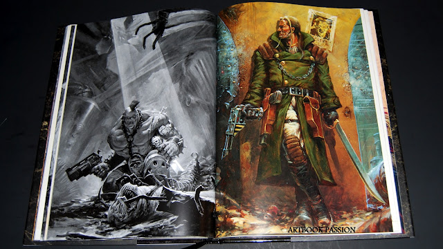ARTBOOK REVIEW - The Emperor's Will DSC_0049