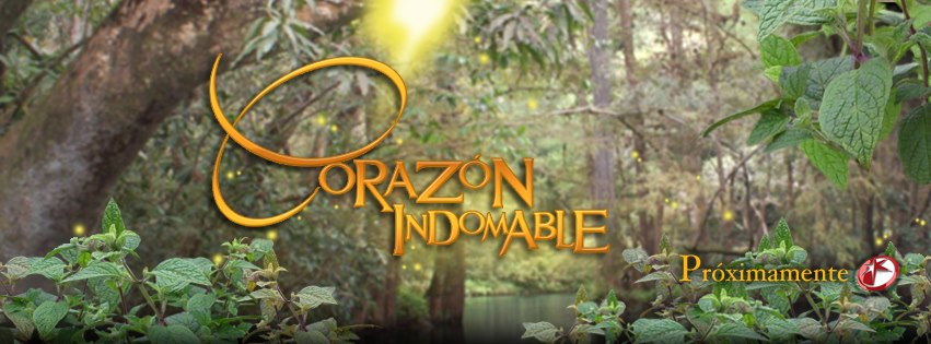 Logo de Corazon Indomable