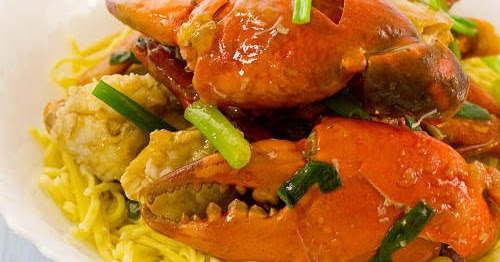 ginger and scallion crab recipe recipes dishmaps ginger and scallion ...