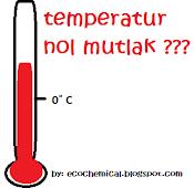 temperatur nol mutlak