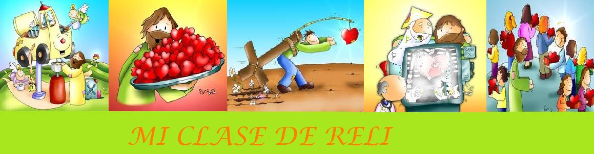 MI CLASE DE RELI
