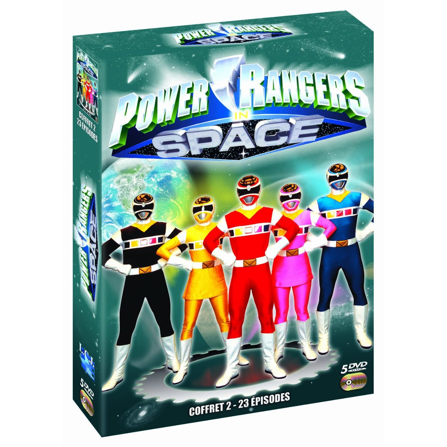 the power is on turbo zeo in space en coffret dvd. Black Bedroom Furniture Sets. Home Design Ideas