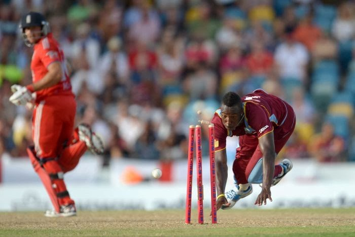 West Indies Won the 1st T20 by 23 runs