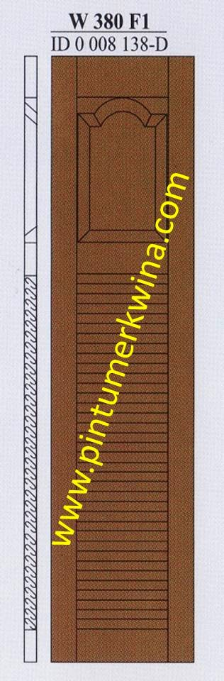 PINTU WINA TYPE W380 F1
