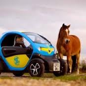 twizzy electric car