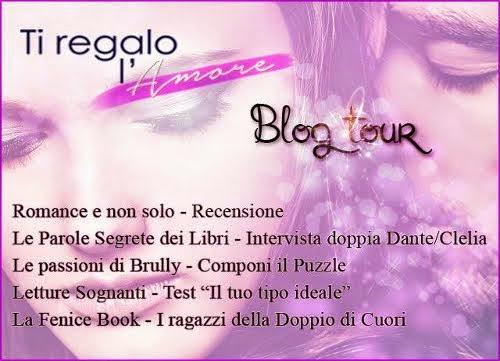"Blog Tour ""TI REGALO L'AMORE"""